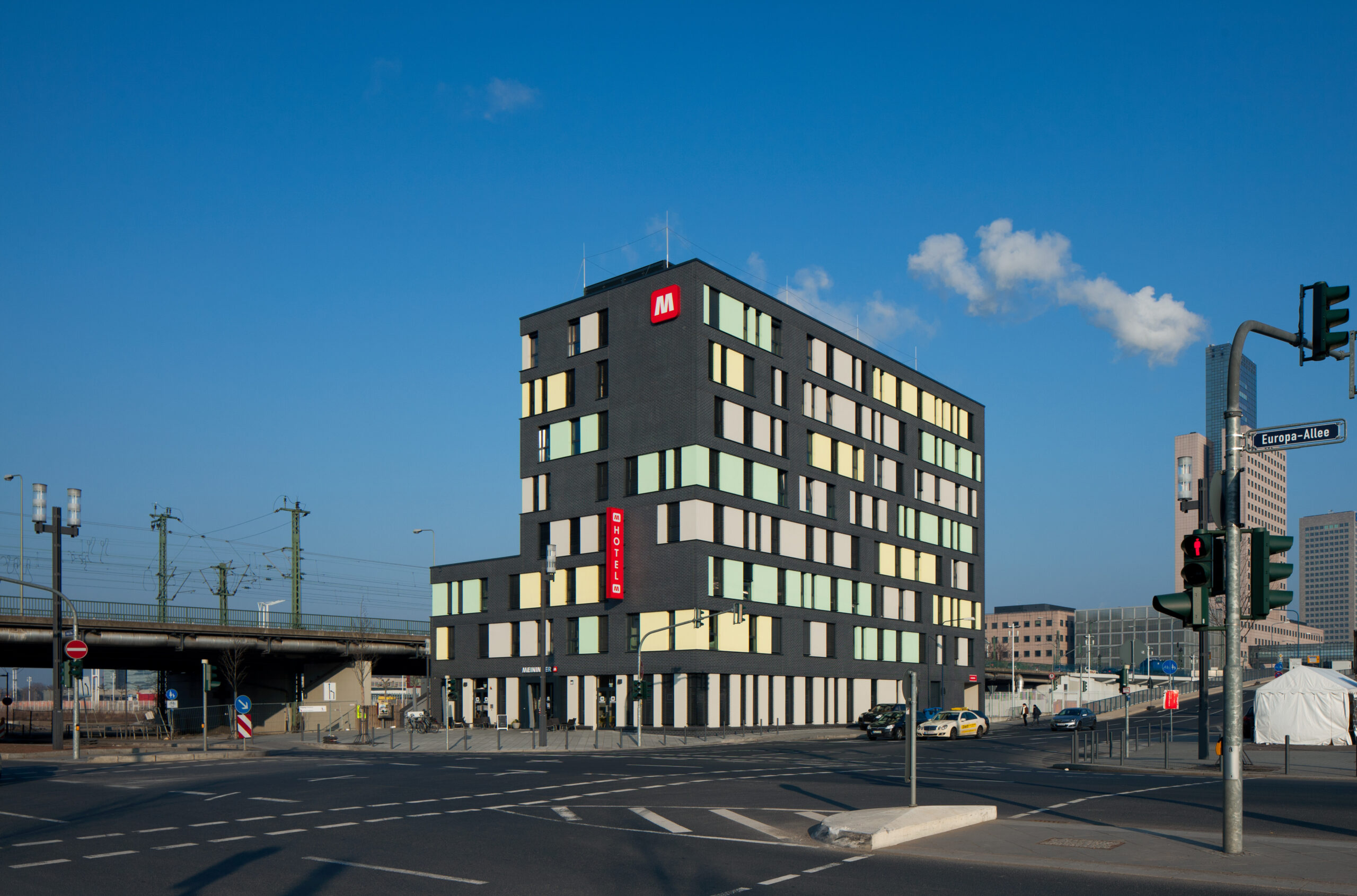 Meininger Hotel im Europaviertel