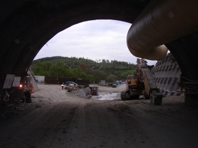 Lohbergtunnel Bild 2