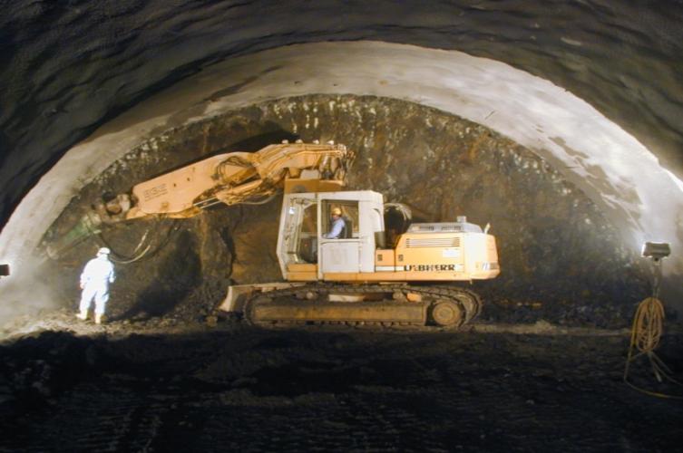 Lohbergtunnel Bild 3