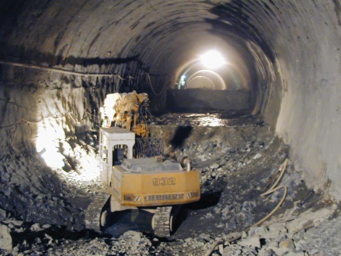 Lohbergtunnel Bild 4